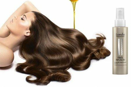 НОВИНКА! Fiber Infusion - средство для волос с кератином
